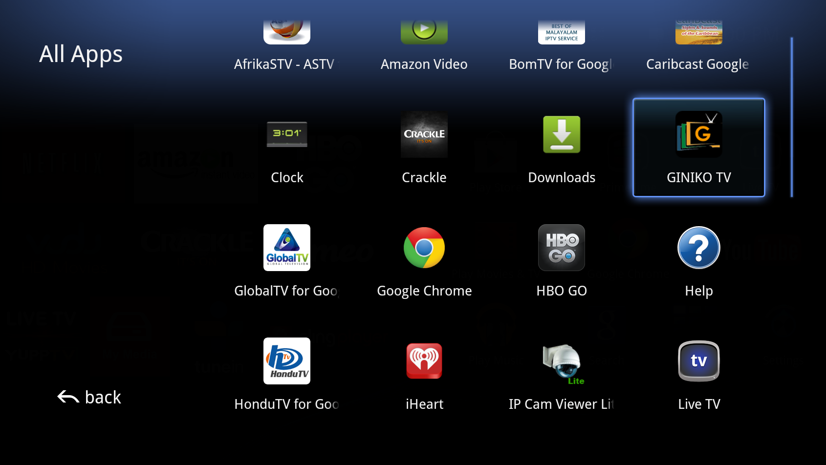 How to Install the Free Giniko App on Your Google TV