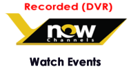 V Now - Watch Events (DVR) Live with DVR
